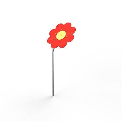 Козырек «Цветочек»
