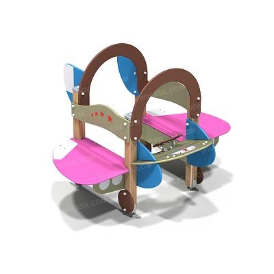 Самолетик для детей с ограниченными физическими возможностями