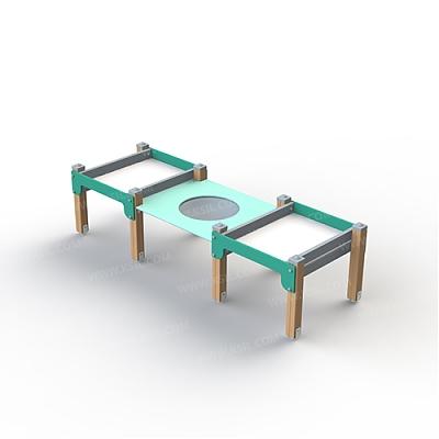 Стол-песочница для детей с ограниченными физическими возможностями