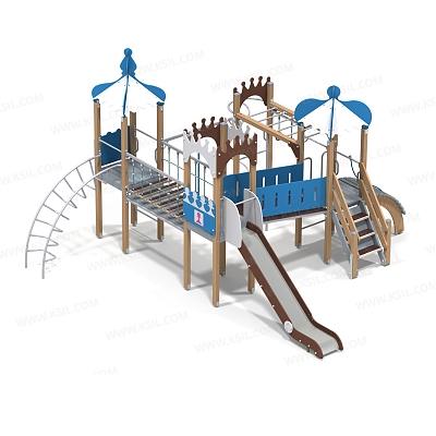 Детский игровой комплекс «Шахматы»