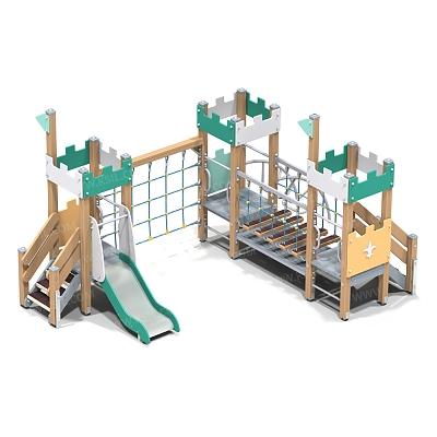 Детский игровой комплекс «Крепость»