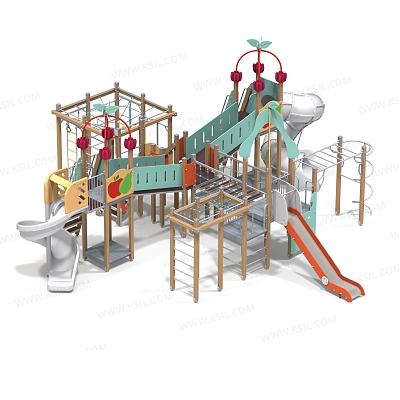 Детский игровой комплекс «Фруктовый сад»