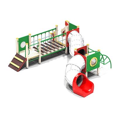 Детский игровой комплекс «Арктика»