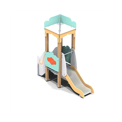 Детский игровой комплекс «Восточная сказка»