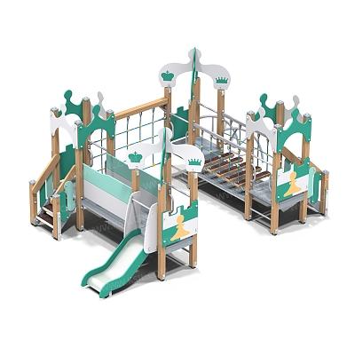 Детский игровой комплекс «Шахматный клуб»