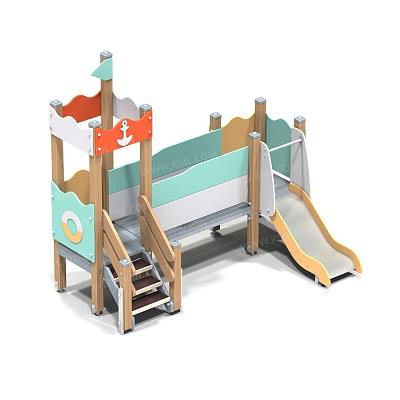 Детский игровой комплекс «Золотая рыбка»