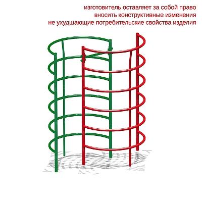 Спираль вертикальная
