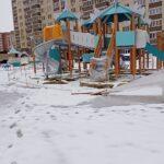 уличные детские игровые комплексы