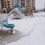горки детские уличные игровой комплекс