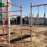 детский спортивный комплекс на чурсина в воронеже