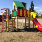 уличный детский игровой комплекс в воронеж обл