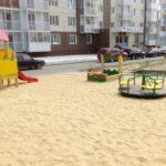 детская песочница карусели воронеж