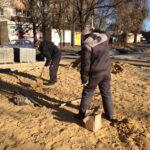 уличные детские игровые комплексы установка воронеж грамши