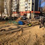 уличные детские игровые комплексы воронеж грамши монтаж