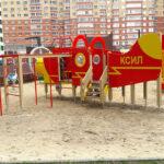 уличные детские игровые комплексы ксил воронеж