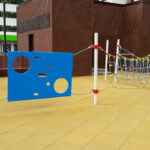 детский спортивный комплекс гродненская воронеж
