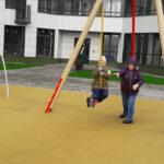 детский спортивный комплекс резиновое покрытие для площадок воронеж