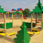 купить детский песочный дворик воронеж