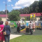 уличный детский игровой комплекс воронеж хоспис