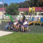 игровая площадка для детей с ограниченными возможностями воронеж хоспис