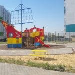 скамейки садово-парковая мебель для детских игровых комплексов воронеж