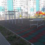 детский спортивный комплекс на чурсина воронеж