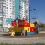 уличные детские игровые комплексы воронеж