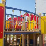 переходы в игровом домике для детей