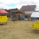 детский игровой домик комплекс скамейки