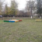 детская песочница садовые скамейки