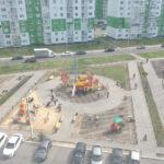 игровой комплекс для детей на улице чурсина в воронеже