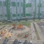 игровой комплекс детский на улице чурсина в воронеже