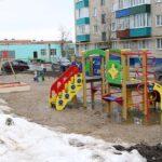 детская игровая площадка чувашия