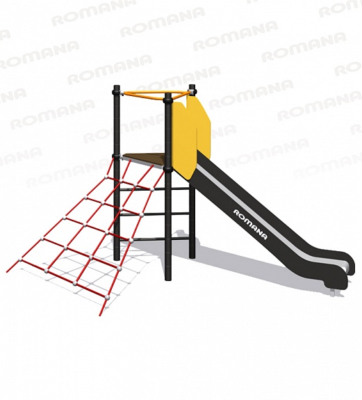 Детский спортивный комплекс Серия треугольник