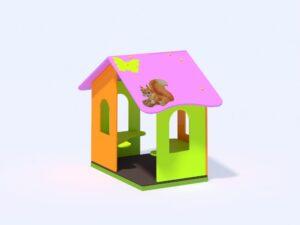 Домик-беседка (Цветовая схема -с26/8,32)