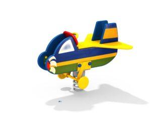 Качалка на пружине (-Цветовая схема 15)
