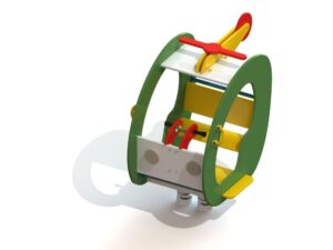 Качалка на пружине (Цветовая схема -с26/8,32)