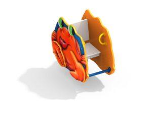Качалка на пружине (-Цветовая схема)