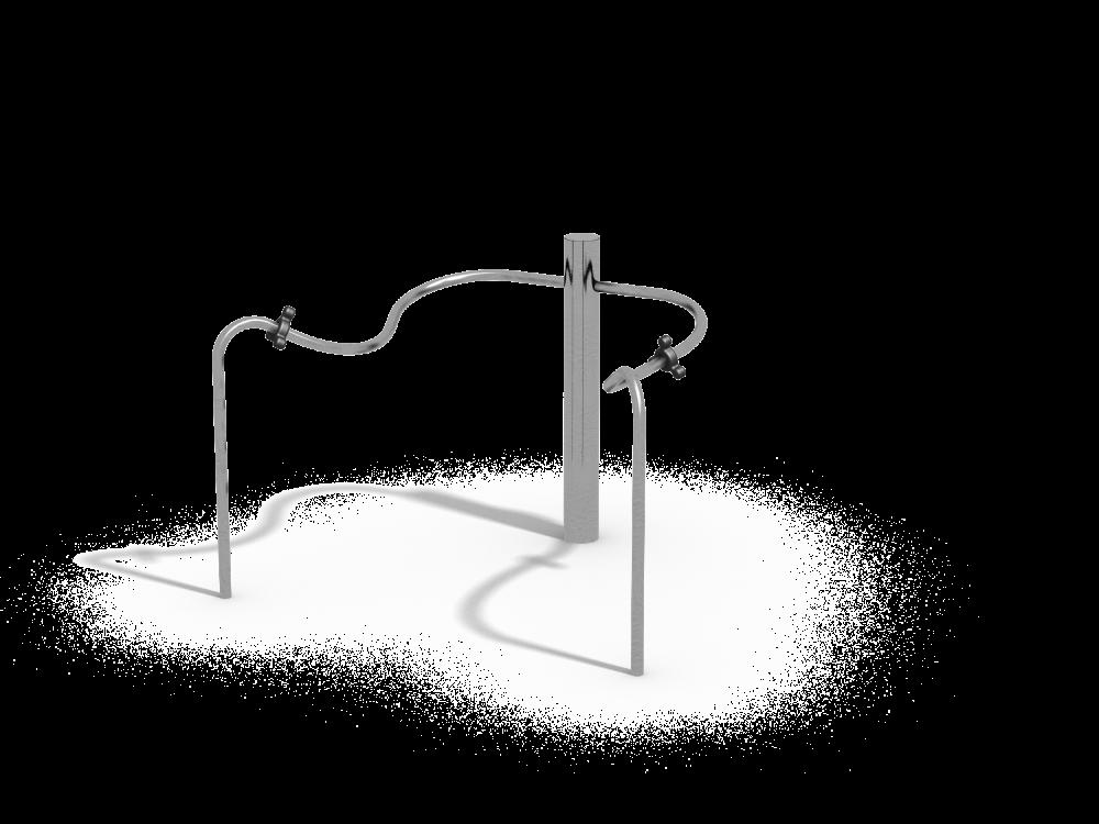Тренажер Подвижные суставы прямой