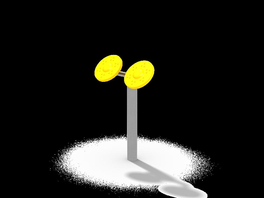 Тренажер Диски