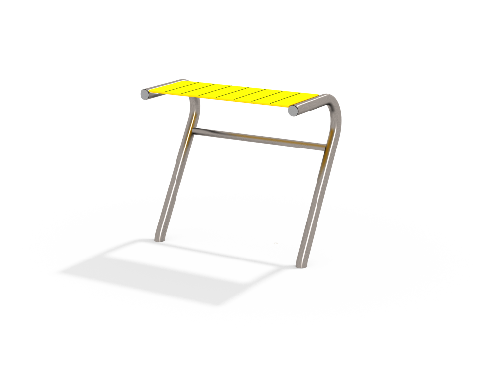 Столик прямой нерж