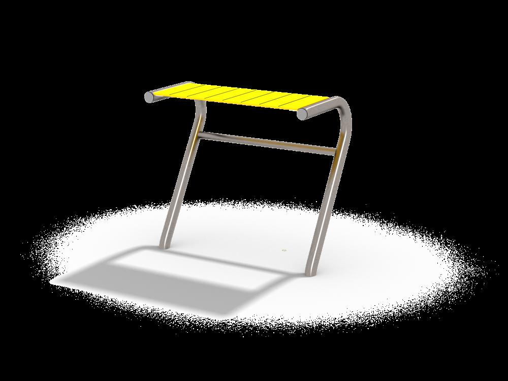 Столик прямой цинк