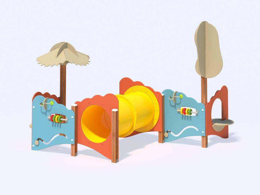 Полоса препятствий (Цветовая схема -с26/8,32