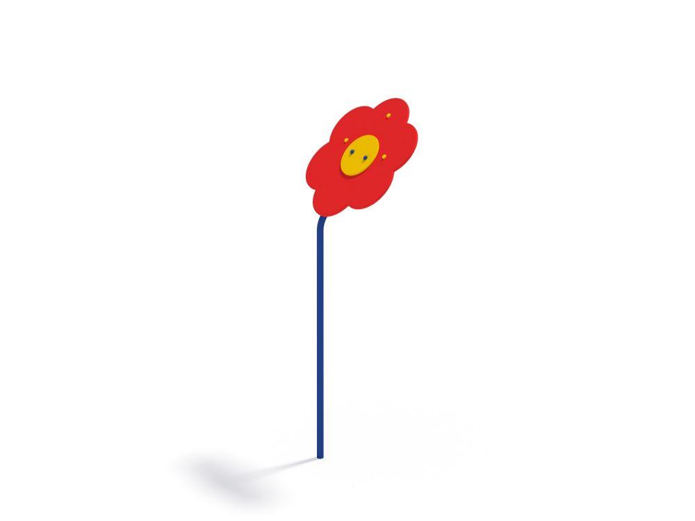 Козырёк Цветок (Цветовая схема -с26/8,32)