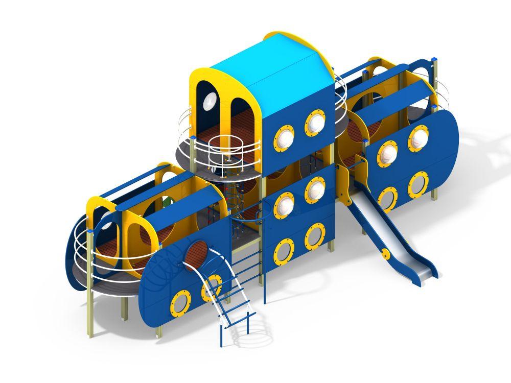 Детский игровой комплек