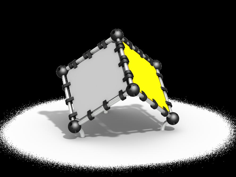 Один кубик цинк