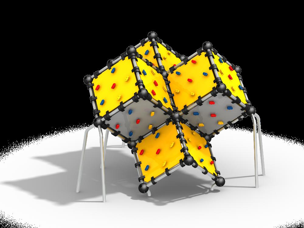 Кубы макси цинк