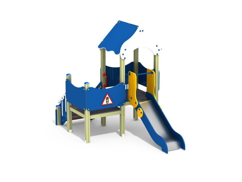 Детский игровой комплекс Н=900 мм (-Цветовая схема)