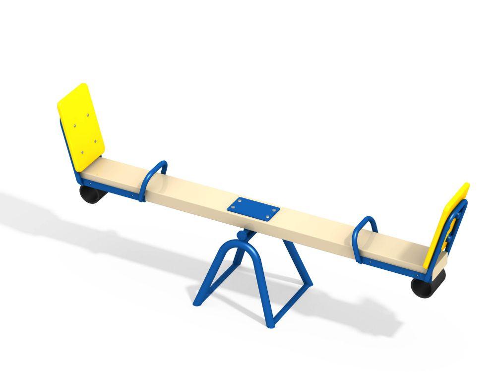 Качалка-балансир средняя L=2500мм (Цветовая схема -с26/8,32)