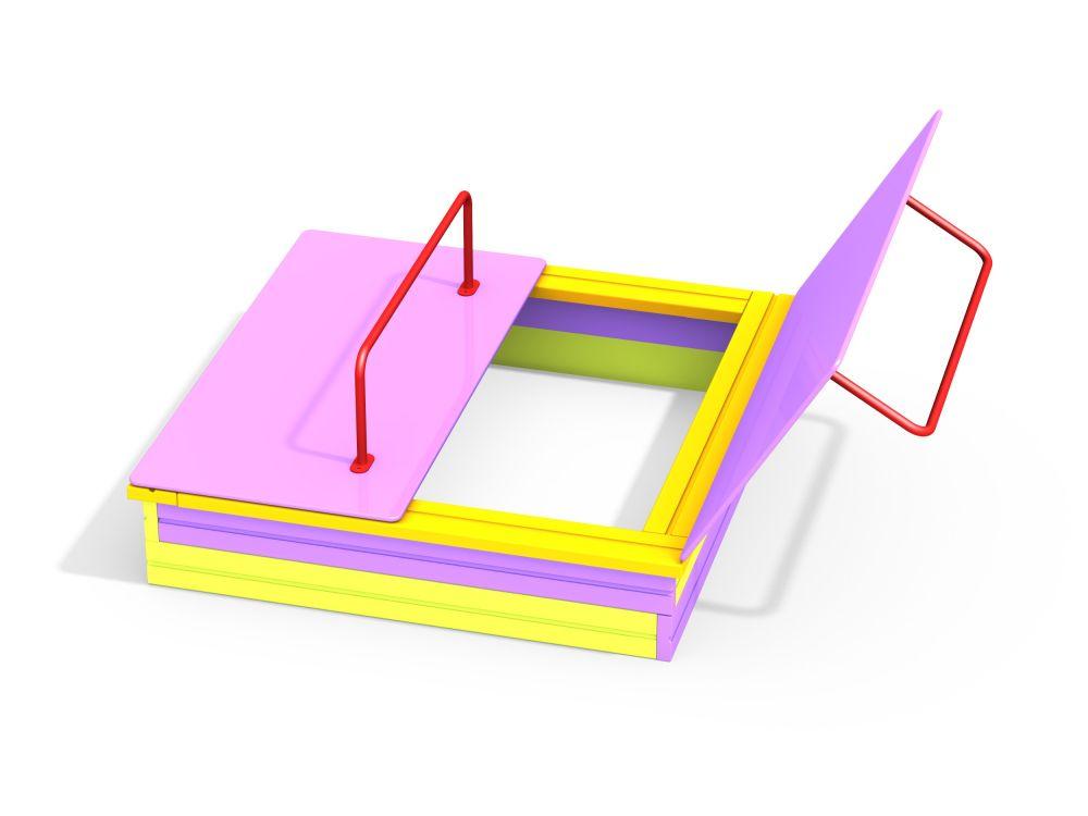Песочница Распашная (Цветовая схема -с26/8,32)